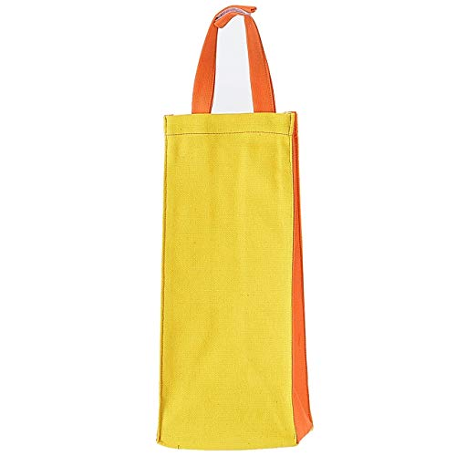 Kuai レジ袋ストッカー ポリ袋ストッカー ツートーン ごみ袋収納 キッチン収納 壁掛け 仕分け 買い物バッグ オレンジレモン