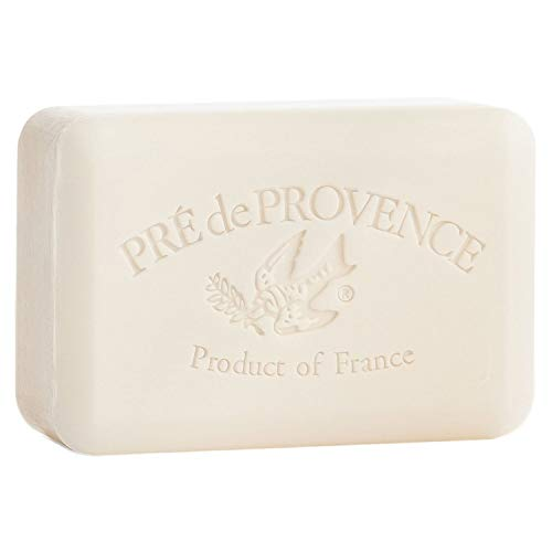 Pre de Provence Artisanal French Soap Bar Enriched with Shea Butter, Milk, 250 Gram
