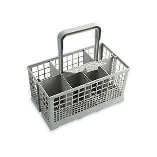 KAV - dishwasher cutlery basket universal Fits Bosch/Hotpoint/Neff/Siemens/Smeg dishwasher basket for cutlery compatible with Baumatic Carrera Eurotech, Homark, (240mm x 135mm x 125mm)
