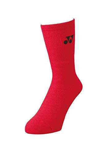 YONEX Socken 19120 FLASH RED (FLASH RED , L 28-30cm)