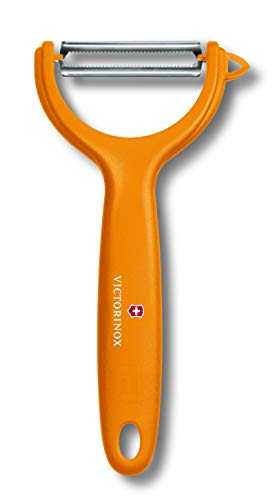 Victorinox Serrated Edge Tomato/Kiwi Peeler, Orange, 30 x 5 x 5 cm