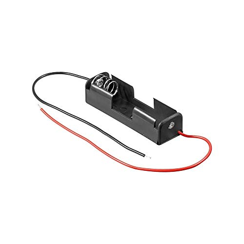 Batteriehalter 1x Mignon AA mit Anschlußkabel (VE 1 Stück)