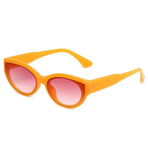 ShZyywrl Gafas De Sol De Moda Unisex Gafas De Sol De Ojo De Gato A La Moda para Mujer, Gafas De Sol Cuadradas Negras Vintage, Gafas De Sol para Hombre, Gafas D