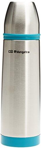 Orbegozo TRL 870 - Termo líquido, inox, 800 ml