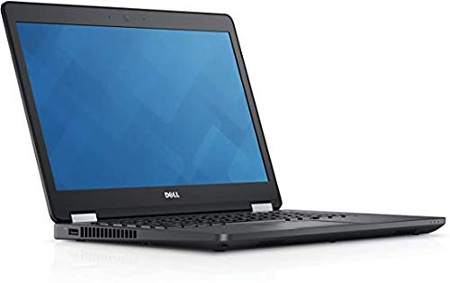 Windows 10 Dell Latitude E5480 Core i5-6440HQ Laptop PC - 8GB DDR4 - 256GB SSD - HDMI -(Renewed) NG