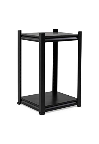 Great Features Of Maze Two Tier Shelving Worm Farm, Black