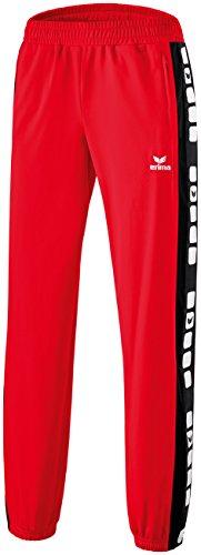 Erima Herren Classic 5-C Sporthose, rot/schwarz, L