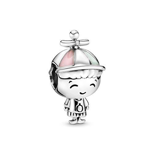 Pandora Donna argento Bead Charm 798015ENMX