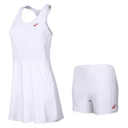 ASICS - Vestido Deportivo para Mujer, Mujer, Athlete, Real...