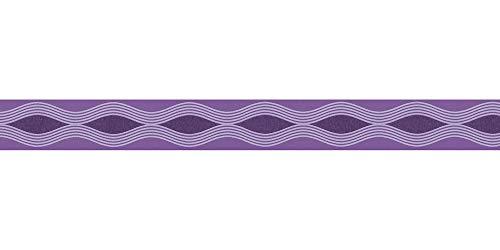 Only Borders 8 selbstklebende Borte - Material: in violett (Nr. 7626-0321)