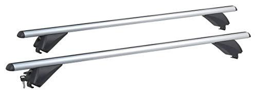 VDP Alu Dachträger RB003 kompatibel mit Kia Cee'd II Kombi (5Türer) ab 2012