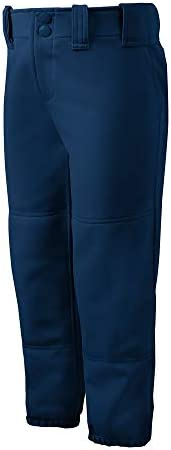 Mizuno Adult Women s Belted Low Rise Fastpitch Softball Pant Navy Medium product image