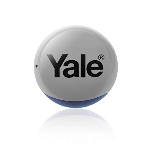 YALE BXG AC-KF-Sync Alarm Externe Sirene(Grau)