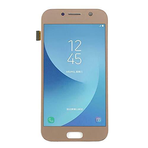 Dyyicun12 LCD-scherm Touch Digitizer, vervanging LCD Touch Screen Digitizer Onderdelen voor Samsung Galaxy A5 2017 SM-A520 goud