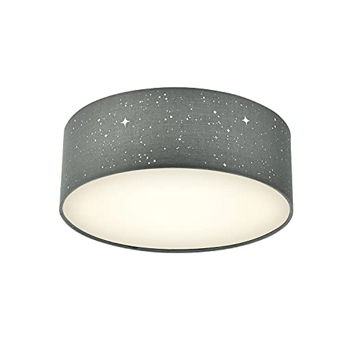 lampadario camera da letto tessuto Ankylicht Plafoniera LED Soffitto