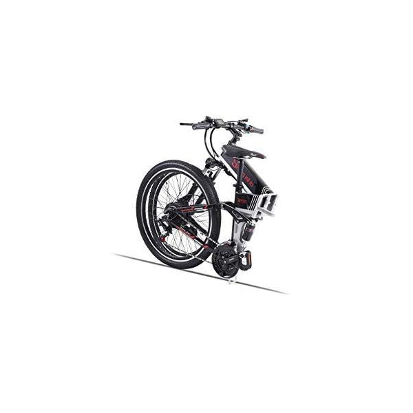 31ela7 JbtL. SL500 . SS600  - GUNAI Elektrofahrrad 26 Zoll E- Bike Mountainbike 21 Gang Kettenschaltung mit Scheibenbremse
