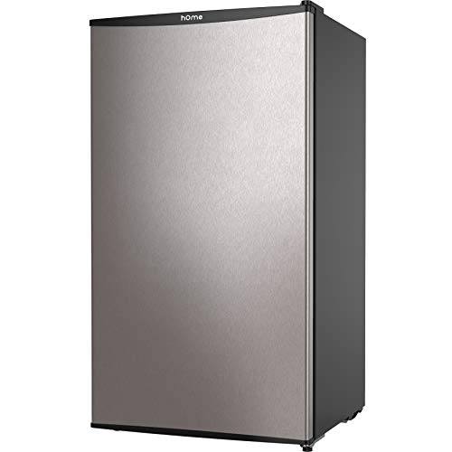 hOmeLabs Mini Fridge - 3.3 Cubic Feet Under Counter Refrigerator with Small...