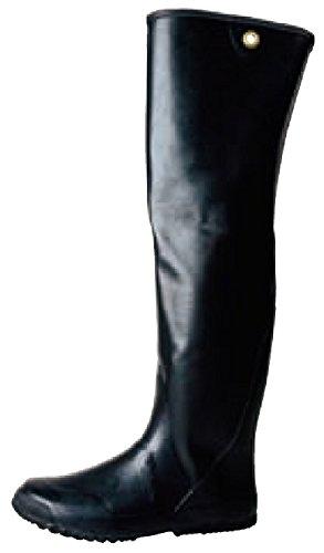 膝上ロングタイプの軽量田植長 ミツウマ 農業長 収穫名人3 23cm