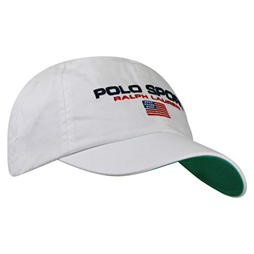 Gorra Polo Sport Golf Basic Blanco Hombre Unica Blanco