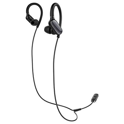Xiaomi Mi Sports - Auriculares Deportivos con Bluetooth, Color Negro