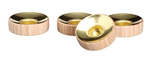 Rudolphs Schatzkiste Ersatzteile Adapter für Teelichter BxH 4x1,1cm NEU 1PRO Kauf Ersatz Pyramide Weihnachten Seiffen Holz