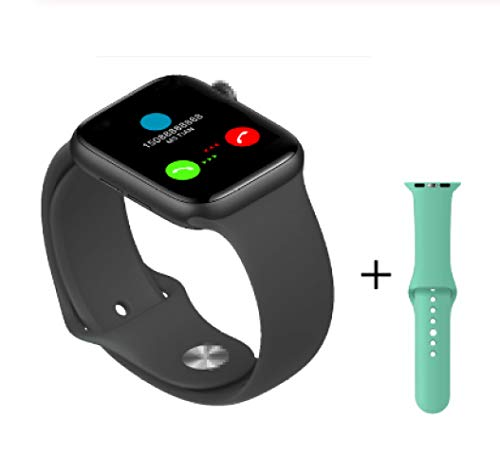 ChenKK Come Mostrato/IWO Plus Smart Watch 44mm 40mm per Apple iOS Android Series 5 Smartwatch Heart Rate Bluetooth Call Music Player VS Iwo12 13 8