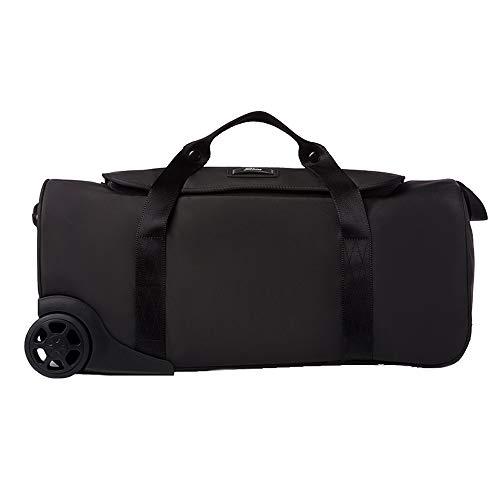 TITLEIST Golf Club Life Wheeled Duffel Backpack, Men, Black, One Size