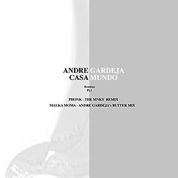 Casa Mundo Remixes, Pt. 1