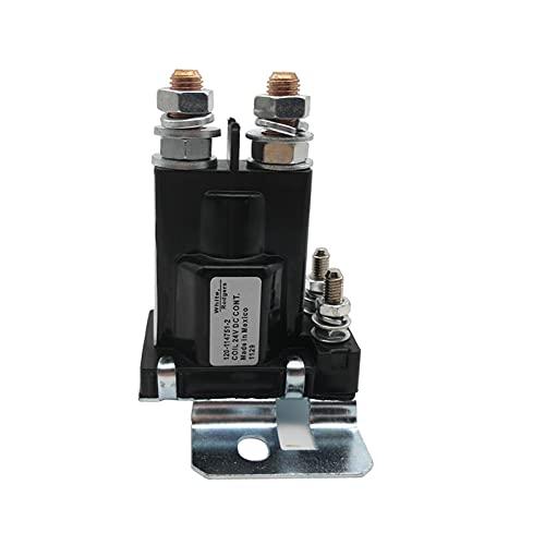 CMEI 2 4VDC 500A AMP Corriente pesada 4pin ESPALDA Coche Auto Start Relay Contactor Interruptor