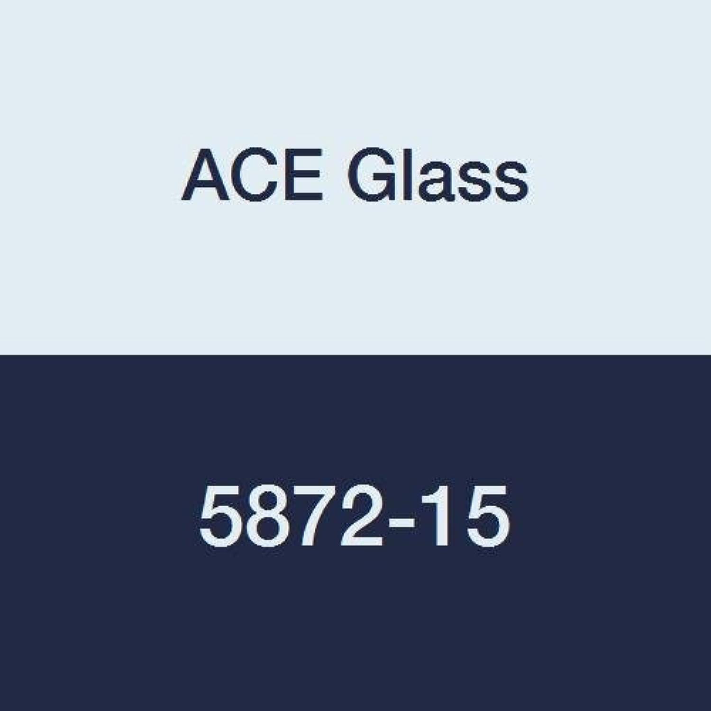 ACE GLASS 5872-15 Series 35 20 Epoxy Coated Flash Chromatography Column, 25 mm ID, 12  Length