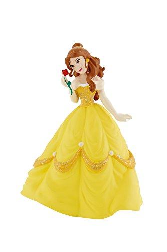 Comansi Y12401. Figura Disney Pvc. Princesa Bella. Serie La Bella y la Bestia. 10,5cm