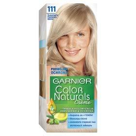 Garnier, Color Naturals Haarfärbemittel 111 Hellgrau Blond, clear