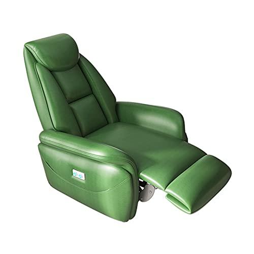 Sillón Relax con Reclinación Manual,para Sala De Estar Sofá Individual Reclinable,Manual Y...