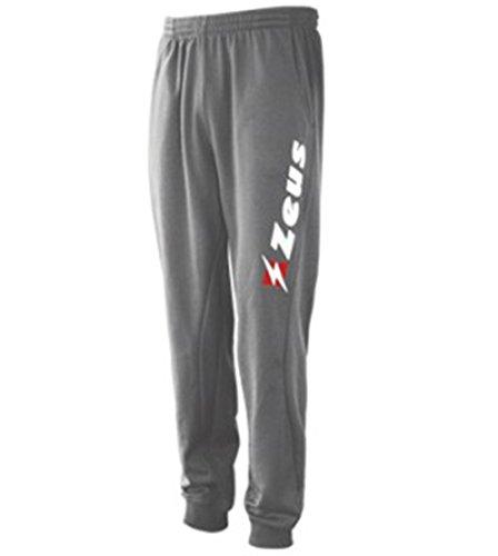 Zeus - Pantalon entrainement SALERNO - Couleur : Grigio - Taille : XXL