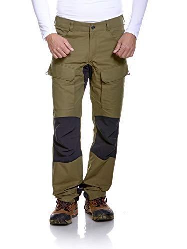 Tatonka Greendale Greendale M's Pants - Pantalon de randonnée pour homme - Vert (olive / 331) - 110