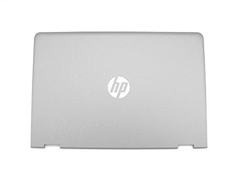 HP Pavilion x360 14-ba000 Original Displaydeckel 35,6cm (14 Zoll) Silber für FHD-Displays