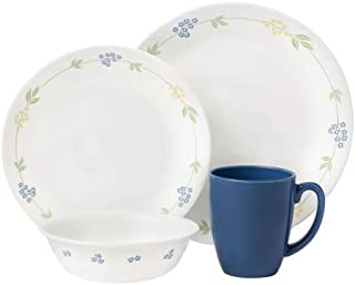 Corelle Livingware Secret Garden 16-Piece Dinnerware Set
