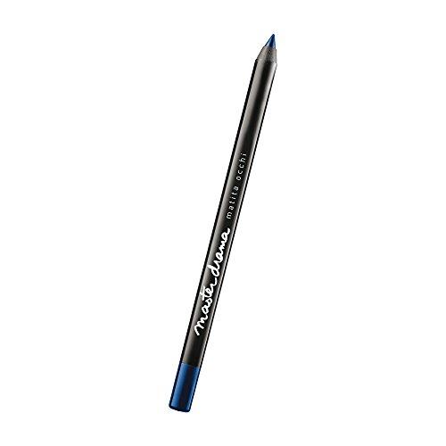 Maybelline Master Drama Khôl Liner in Blue Horizon, Augenkonturenstift für einen exakten Lidstrich, mit cremiger Textur, farbintensiv, bis zu 16 Stunden Halt, wischfest und ölfrei
