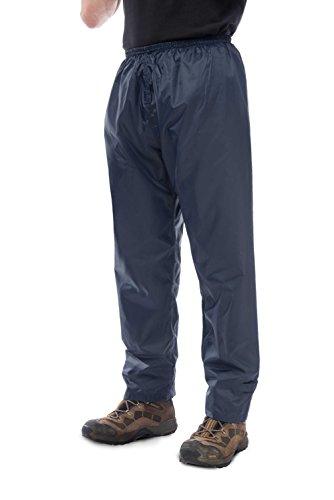 Mac in a Sac® - Surpantalon imperméable Mini Origin - Enfant - Repliable - Bleu Marine - 11-13 Ans