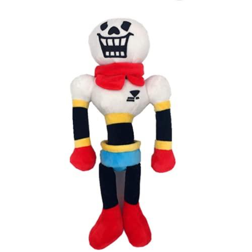 Kpcxdp 30 cm Red Legendary Skull rellena el Regalo de los niños de la muñeca Creativa de la muñeca de Juguete