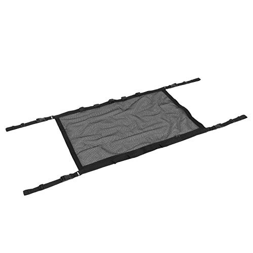 menos espacio ajustar la longitud Organizador fácil del techo del coche fuerte Bolsa para el techo del coche Almacenamiento en el techo Red para almacenar almohadas para guardar la ropa