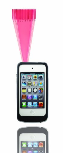 Linea Pro 4 - 1D/2D barcode and 3-Track magnetic stripe reader for iPod Touch 4