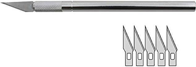 Donau MS01 Elektronik - Hoja de sierra para cuchillos de diseño (3 unidades) , color/modelo surtido