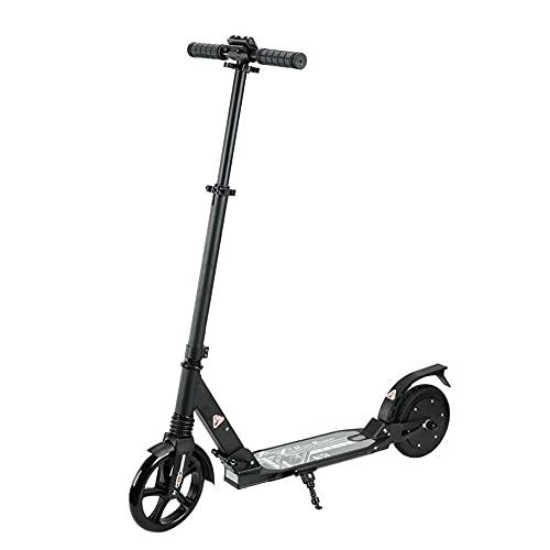COSMOLINO Elektroroller Erwachsene 100 kg, Elektro Scooter 35 km/h, 150W Motor, E-Scooter Erwachsene, e Roller mit Straßenzulassung, Escooter,Eroller