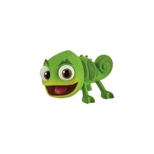 PRINCESAS- Pascal Green Rapunzel Puppen (BULLYLAND 1)