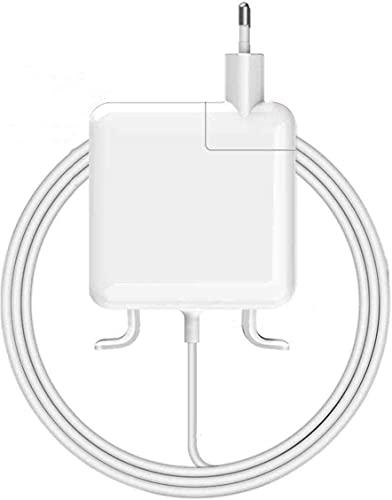 "Zasunky - Caricatore Mac Book Pro 60 W compatibile con Mac Pro 11"" 13"" 15"" 2012 2013 2014 2015, T-tip 2 per Mac Pro Retina A1425, A1502, A1424 A1290, A1343, A1226 e Plus Mac"