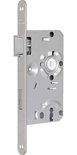 BKS 2150087 Zimmertür-Einsteckschloss  55mm / 72mm Vierkant 8mm, Stulp 20mm