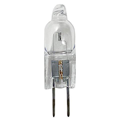 Osram Halostar 12V 20W G4 Halogenlampe und hohe Umgebungstemperatur für Pyrolyseöfen von Bosch, Nef und Aeg