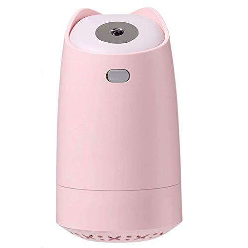 Humidificadores Humidificador Usb Spray Para Coche Pequeño Mujer Embarazada Casa Mini Dormitorio Dormitorio Estudiante Aire Acondicionado Habitación Oficina Silenciosa Escritorio Portátil Hidratante