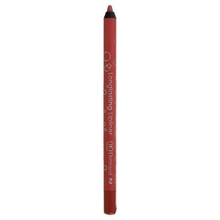 Dermacol Long Lasting Crayon à lèvres Teinte 02